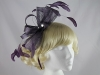  Purple Loops Headpiece